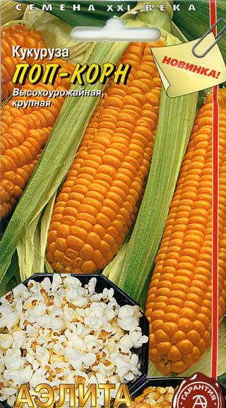 Как из свежей кукурузы сделать попкорн